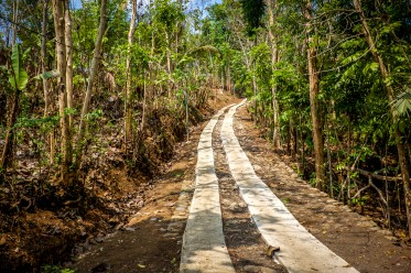 Path to Chicken Church