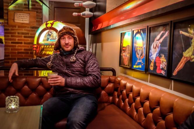 Big Lebowski Bar